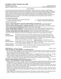 Functional Resume Sample Project Manager Best Management