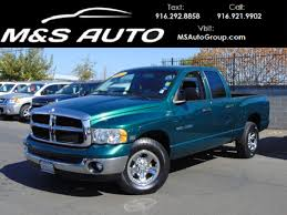 Pre-Owned 2003 Dodge Ram 1500 SLT Crew Cab Pickup In Sacramento ...