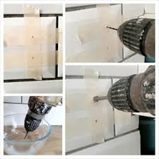 Drilling Through Porcelain Tile And Concrete how to drill tiles without breaking them tile wizards total