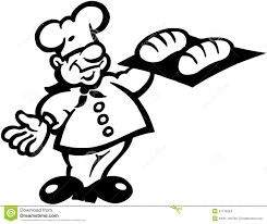 1300x1094 Pastry clipart bakery chef