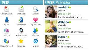 best dating apps for iphone and android pof app