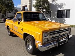 100 1986 Chevy Trucks For Sale Chevrolet Pickup For ClassicCarscom CC1161542