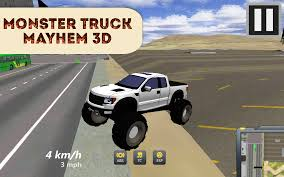 100 Monster Truck Mayhem Amazoncom 3D Appstore For Android