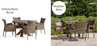 King Soopers Patio Furniture by 12 Patio Furniture Knockoffs That U0027ll Save You Hundreds On Outdoor