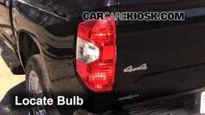 brake light change 2014 2016 toyota tundra 2015 toyota tundra