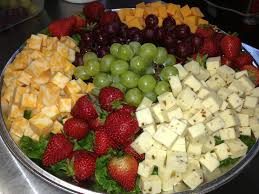 Grape Ideas For Kitchen by Cheese And Fruit Platter Ideas For Weddings Kitchen Sisters