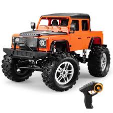 100 Defender Truck Double Eagle E332001 114 24g 4wd Rc Car Land Rover Defender