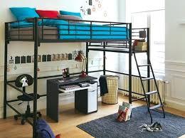 chambre avec lit mezzanine 2 places lit a hauteur lit mezzanine alinaca lit 2 places en hauteur ikea