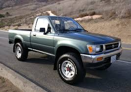 100 Toyota 4 Cylinder Trucks 1993 X Pickup For Sale On BaT Auctions Sold For 11600