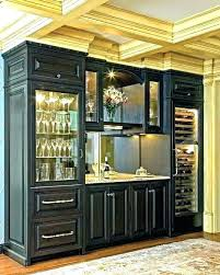 Dining Room Bar Cabinet Wet Dishwasher Ideas Beautiful