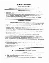 Administrative Assistant Resume Summary 9XOV Executive Sample