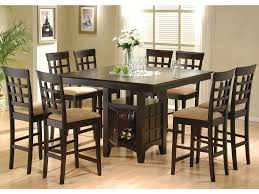 Mix & Match 9 Piece Counter Height Dining Set By Coaster At Dunk & Bright  Furniture