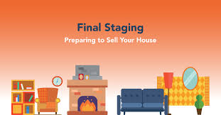Preparing to Sell Your House Final Staging