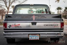 """Blackie"""" - Travis Noack's 1974 Chevy Cheyenne Super 10 