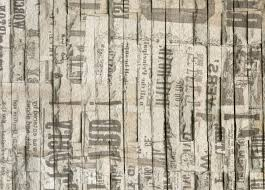 Black And White Wood Texture Wall Newspaper Pattern Paper Cool Image Background Press News Photo