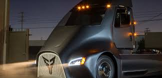 100 Ups Trucks For Sale ET1 Electric Truck From Thor Aims To Go On