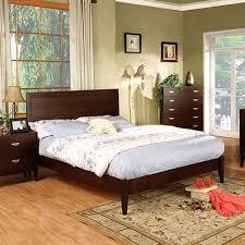 Furniture of America Crystal Lake Low Profile Bed