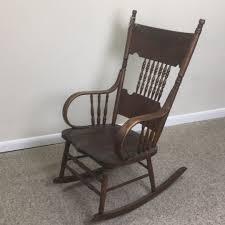 Furniture -Antique Rocking Chair
