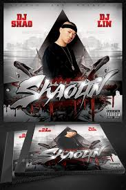 Mixtape Cover Graphics Designs & Templates from GraphicRiver