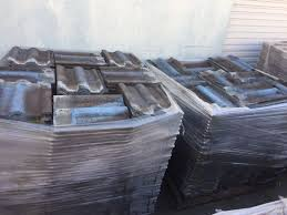 assorted roof tiles capping monier whitelaw hume building