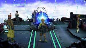 Final Fantasy X Remaster Light Curtain by Fahrenheit Final Fantasy Wiki Fandom Powered By Wikia
