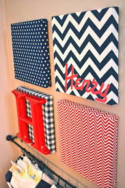 Best 25 Fabric covered canvas ideas on Pinterest
