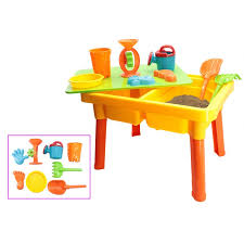 Sand U0026 Water Tables For by Sand U0026 Water Table With Lid And Accessories