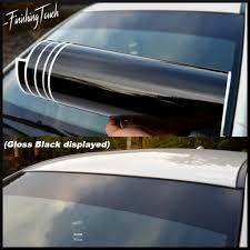 100 Sun Shades For Trucks Windshield Sun Visor Vinyl Window Banner Decal Sticker Oracal Etsy
