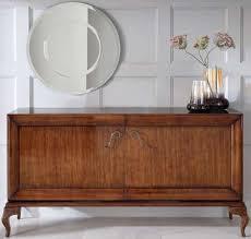 casa padrino luxus neoklassik kommode mit 2 türen braun 187 x 52 x h 95 cm massivholz sideboard deco wohnzimmer möbel