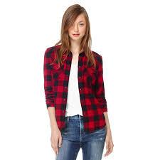 New Fashion Womens Elegant Long Sleeve Classic Plaid Print Shirts Tops Casual Girls Pockets