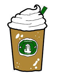 Clip Free Stock Clipart Starbucks Coffee Drawing Art Transprent