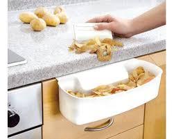 wenko auffangschale für küchenabfälle