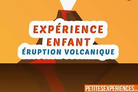 10 experience a faire a la maison bicarbonate de soude et vinaigre l expérience du volcan