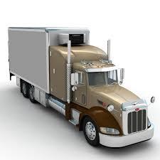 100 Expediter Trucks Peterbilt 386
