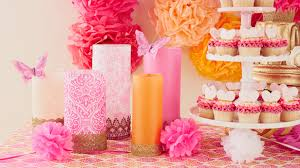 Party Decorations For Quinceaneras