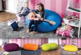 Pebble Bean Bag - Kids Furniture In Los Angeles