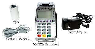 Verifone Vx670 Help Desk Number by Verifone Vx 520 Credit Card Terminal Setup Shopkeep Support