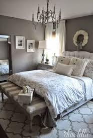 27 Amazing Master Bedroom Designs To Inspire You With Gray WallsDark