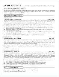 Sample Resume Of Warehouse Assistant With Manager Examples To Prepare Perfect 528