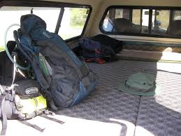 Pickup Truck Camping, Truck Camping | Trucks Accessories And ...