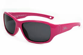 seaspecs keiki pink baby and kids polarized sunglasses