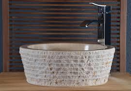 achat vente vasque en marbre moelan walk vasque de salle de