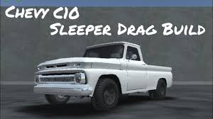 Offroad Outlaws Chevy C10 Sleeper Drag Build - YoutubeDownload.pro