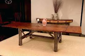 Dining Table With Extension Room Tables Extensions Goodly Designs