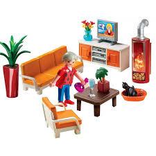 playmobil 5332 comfortable living room