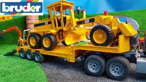 BRUDER Toys Truck - CONSTRUCTION Grader Delivery! - YouTube Bruder Mb Arocs Halfpipe Dump Truck Model Vehicle Red Yellow 3 Man Tgs Crane Truck By Bruder Toys Fundamentally Amazoncom Man Side Loading Garbage Orange Toy Videos For Children Tractors Kids Best Of Bruder Tga Tip Up Cxc Babies Lsm Custom Trucks Kavanaghs Sciana R Series Tipper Truck 116 Scale Scania Rseries Low Loader With Cat Bulldozer 03555 Kids Replica Mack Granite Dump Fire Childhoodreamer 3554 Scania Rseries Cement Mixer Amazoncouk Trailer Mod Rc Tech Forums
