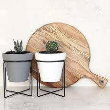 Love What Meldzam Has Done With Her Kmart Pots And Mini Plant Stands