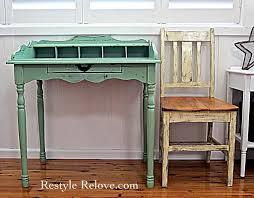 Antique Writing Desks Australia by Farewell Cute Little Drop Front Vintage Writing Desk U2013 Restyle Relove