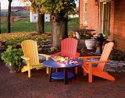 creative of polywood adirondack chairs folding and reclining