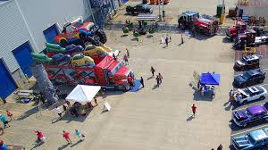 100 Semi Truck Rental Inflatable Obstacle Course National Event Pros